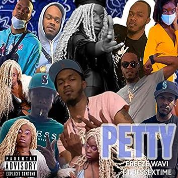 Petty (feat. JessXTime)