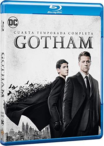 Gotham Temporada 4 Blu-Ray [Blu-ray]