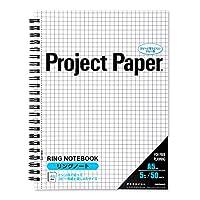 オキナ プロジェクトA5リングノート PNA5S