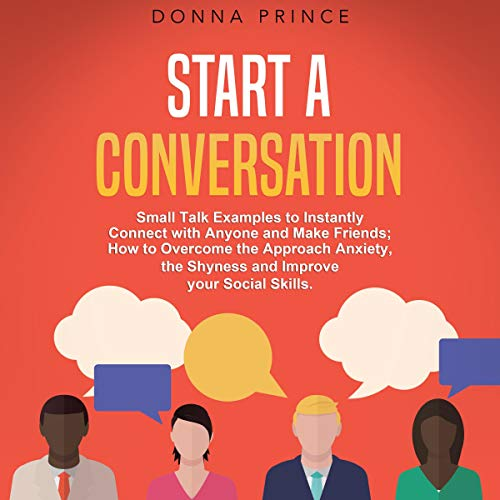 Start a Conversation Titelbild