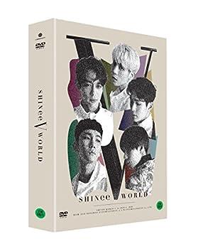 SHINEE - [Shinee World V In Seoul] DVD 2 Disc+Special Photobook+Card K-POP Sealed Jonghyun
