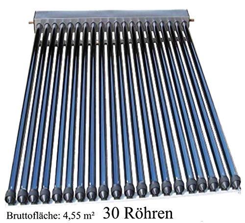 Vakuumröhrenkollektor Röhrenkollektor Kollektor 30 Röhre Solarthermie