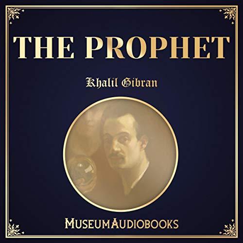 The Prophet audiobook cover art