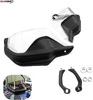 Blanco Frfjy Par 22mm 7//8 Inch Moto Paramanos Manillar Protector Modificado Mango