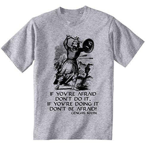Camiseta de Gengis Khan