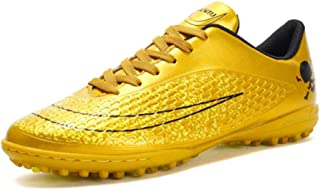 Men Soccer Shoe Athletic Outdoor/Indoor Comfortable Shoes Boys Football Student Cleats Sneaker