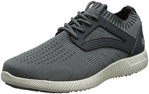 Dockers by Gerli Herren 42LI009-700200 Sneaker, Grau (Grau 200), 44 EU