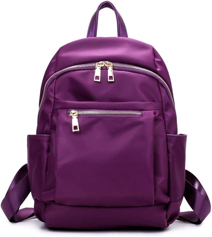 DYR Student Bag Ladies Shoulder Bag Casual Shoulder Bag Outdoor Travel Bag Handbag Chest Bag