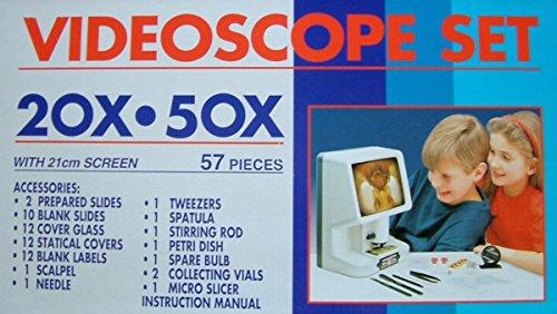 Edu-Toys Videoscope Set - with 57 Accessories