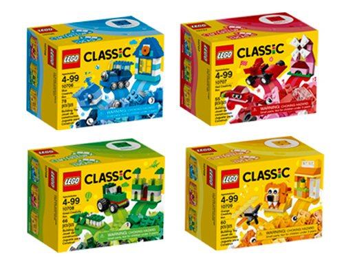 Top 10 lego classic box 10706 for 2021