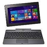 Asus T100TAF-BING-DK024B Transformer Book 10.1-inch Convertible Laptop (Intel Z3735 1.33GHz, 2GB RAM, 32GB eMMC, Windows 8.1)