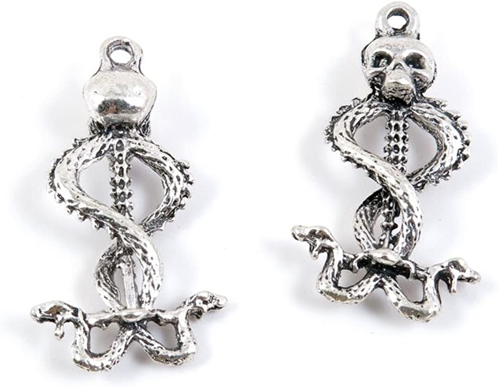 Jewelry Making Outstanding Charms Antique Ancient Jewel Tone Findings Silver Fort Worth Mall