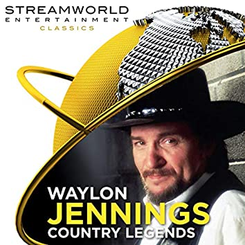 Waylon Jennings Country Legends