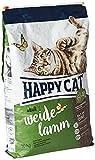 Happy Cat Katzenfutter 70032 Adult Weide-Lamm 10 kg