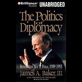 The Politics of Diplomacy cover art
