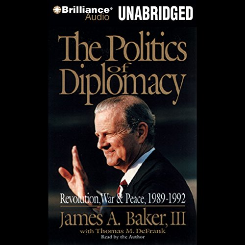The Politics of Diplomacy audiobook cover art