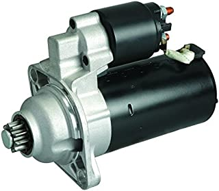 New Starter Replacement For VW Golf, Beetle, Jetta, Passat, TDI High Torque 2.0KW with Manual Transmission