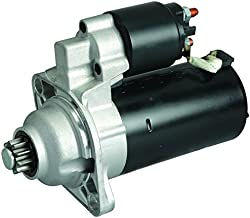 New Starter For VW Golf, Beetle, Jetta, Passat, TDI High Torque 2.0KW with Manual Transmission