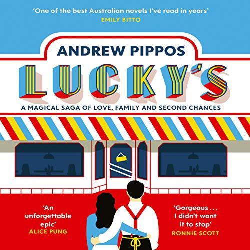 Lucky's cover art