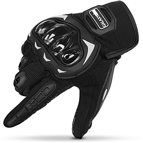 Galaxyman Touch Screen Motorcycle Full Finger Gloves