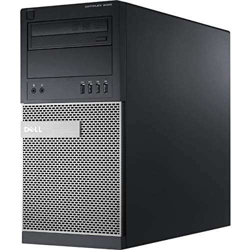 Dell Optiplex 9020 Desktop PC Computer Intel Core i7-4770 3.40 Ghz 32GB Ram 240GB SSD + 1Tb SSHD