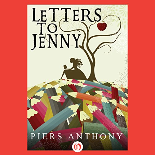 Letters to Jenny audiobook cover art