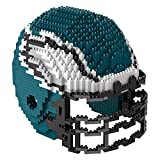 Philadelphia Eagles NFL Football Team 3D BRXLZ Helm Helmet Puzzle