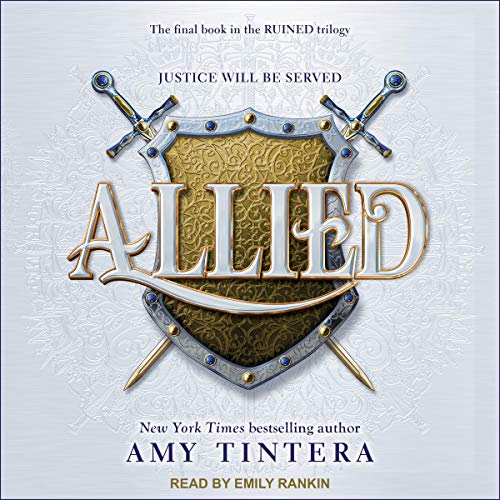 Allied Audiobook By Amy Tintera cover art
