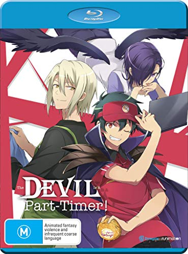 The Devil Is a Part Timer - The Complete Series [Blu ray] [Blu-ray]