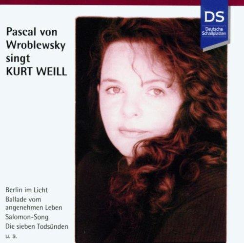 ..Singt Kurt Weill