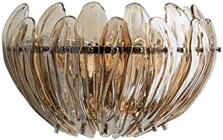 Cyan Design 07983 Aerie 3 Light Wall Sconce with Clear Shade