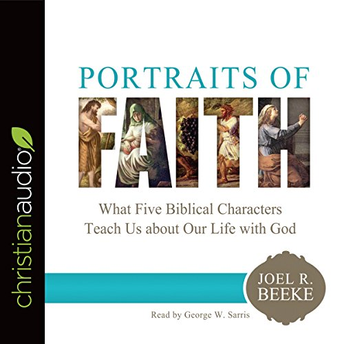 Portraits of Faith audiobook cover art