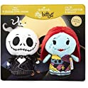 Hallmark Itty Bittys Jack Skellington and Sally The Nightmare