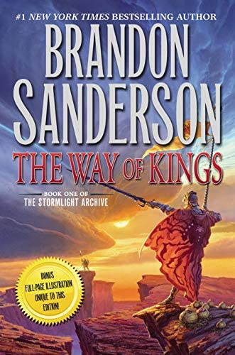 The Way of Kings Book One of the Stormlight Archive The Stormlight Archive 1 product image