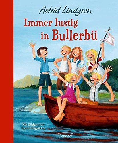 Immer lustig in Bullerbü: Band 3 (Wir Kinder aus Bullerbü)