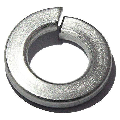 "Split Lock washers, Stainless Steel 18-8, 3/8"", PK50, by Fullerkreg"