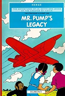 Mr Pump's Legacy by Herge (1999-05-04)