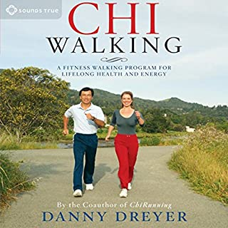 ChiWalking audiobook cover art