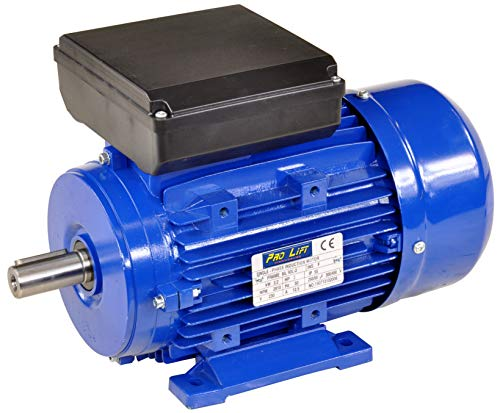 Pro-Lift-Werkzeuge 1-Phasen Drehstrommotor 2,2 kW 230 V Elektromotor 2810 U/min Industriemotor electric motor B3 Drehstrom 2200W 230V