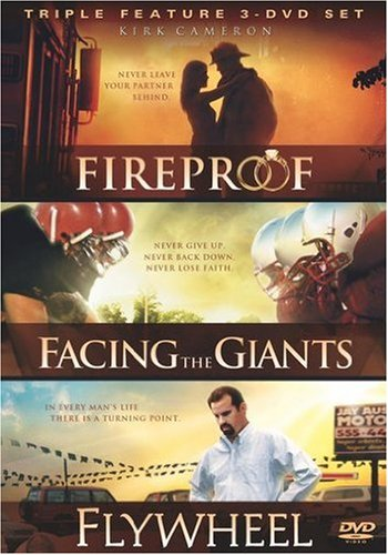 Fireproof / Facing the Giants / Flywheel (Triple Feature)