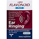 Lipo-Flavonoid Plus Ear Health Supplement | 100 Caplets | #1 ENT...