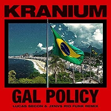 Gal Policy (Lucas Secon & JXNV$ Rio Funk Remix)