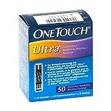 ONETOUCH Ultra Sensor Teststreifen 50 St -