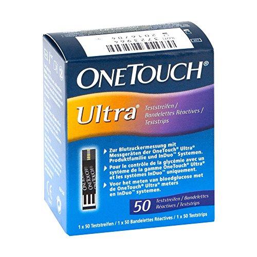 ONETOUCH Ultra Sensor Teststreifen 50 St