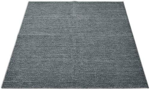 NBL ペット対応カーペット ブラック 江戸間 6畳 261×352cm 1134000490608