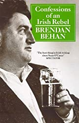 "Cover of Brendan Behan's ""Confessions of an Irish Rebel."""