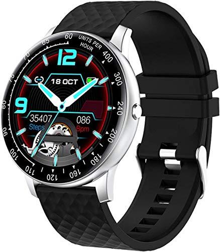 hwbq Reloj inteligente de los hombres IP68 impermeable deportes reloj inteligente señoras reloj inteligente reloj señoras