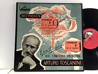 N.B.C.Symphony Orchestra* , Direction : Arturo Toscanini, Eileen Farrell, Jan Peerce, Nan Merriman, Scott Norman (3), The Robert Shaw Chorale, Robert Shaw – Symphonie N° 9 En Ré Mineur Op. ...