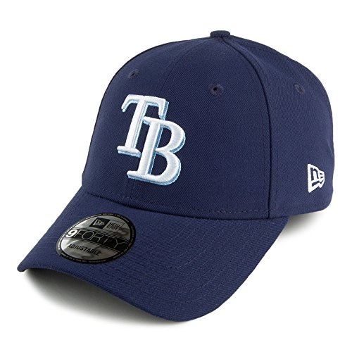 Casquette 9FORTY League Tampa Bay Rays Bleu Marine New Era - Ajustable