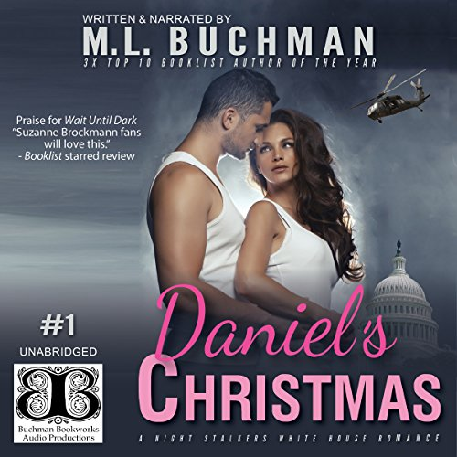 Daniel's Christmas: Night Stalkers audiobook cover art